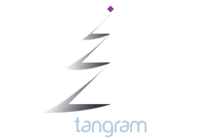 Tangram Feliz Navidad