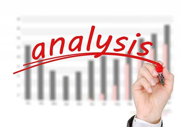 Graficas con la palabra análisis