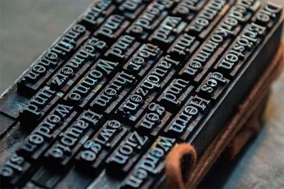 Linotipia tipográfica