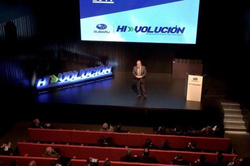 Convencion Subaru ponencia