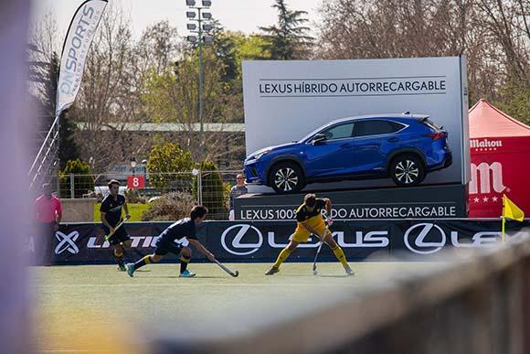 Evento deportivo patrocinado por Lexus