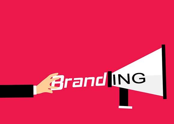 Icono de branding