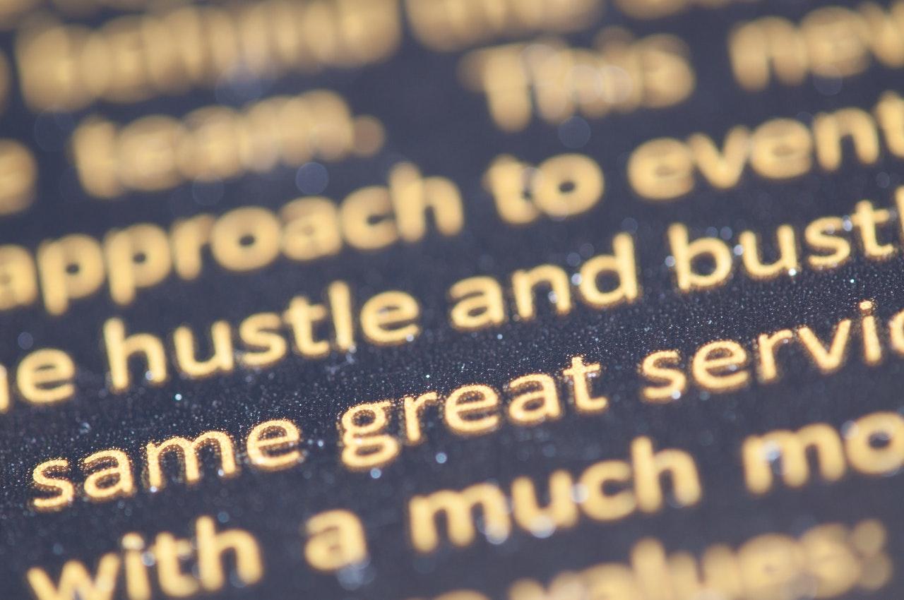 ¿Qué debemos tener en cuenta a la hora de elegir la tipografía de nuestra marca?